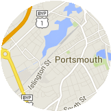 Map Portsmouth